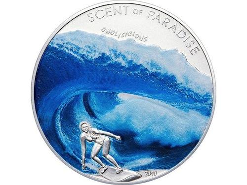 2. Scent of Paradise Coin GÇô Palau