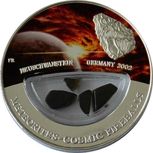 5. Meteorite Coin GÇô Fiji