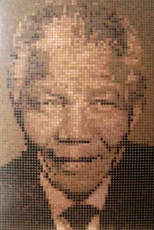 7. Ed Chapman – Nelson Mandela