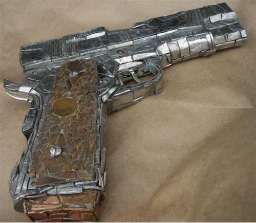 8. Ted Stanke - Colt 45