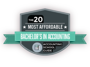 The 20 Most Affordable Online Accounting Degree Programs
